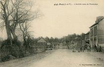 L'Arrivée route de Montauban |