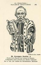 M. Georges Dottin | Pohier J.