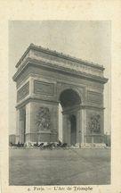 L'Arc de Triomphe |