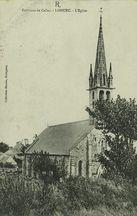 Environs de Callac - L'Eglise |