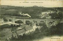 Vue de la Ville et des Ponts  