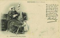 Filandière du Pays Goëllo | Botrel Théodore