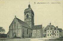 L'Eglise et la Mairie |