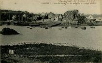 Le Port et le Grand Rocher |
