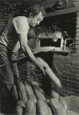 André BOUEXEL, boulanger. | Kervinio Yvon