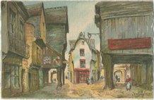 La Rue Poterie (XIVe et XVe siècles) | Barday