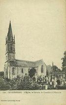 L'Eglise, le Calvaire, le Cimetière et l'Ossuaire |