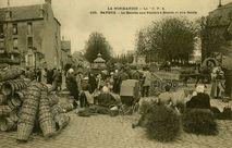 Le Marché aux Paniers à Beurre et aux Balais |