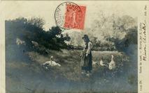 Rêverie, par E. Labitte   Labitte Eugène