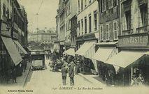 La Rue des Fontaines  