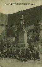 Le Monument aux Morts pour la Patrie |