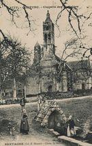 Chapelle des fontaines   Le DOARE