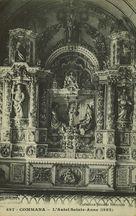 L'Autel Sainte-Anne (1662)  