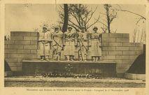 Monument aux Enfants de Verdun morts pour la France | Forest