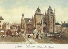 Saint - Brieuc (Côtes du Nord) |