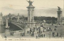 Le Pont Alexandre-III |
