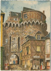 VANNES - La Porte-Prison | Barday