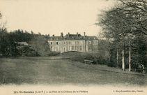 Le Parc et le Château de la Molière |