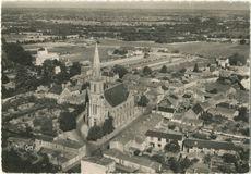 Place de l'Eglise | Delvert Ray.