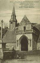 Chapelle de Kermaria-An-Isquit |