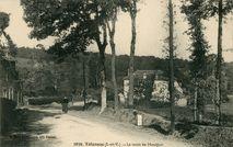 La route de Montfort  