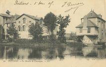 Le Moulin de Chasseigne. |