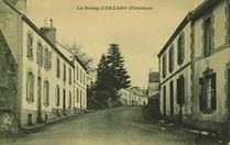 Le Bourg d'Arzano |