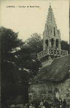 Clocher de Saint-Yves |