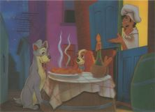 Lady and the tramp | Walt Disney