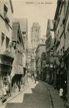 La Rue Damiette | Neurdein