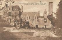 Ruines du Manoir de Saint Marc |