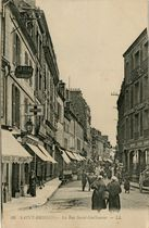 La Rue Saint-Guillaume |