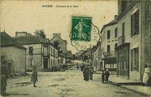 L'Avenue de la Gare |