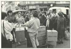 Marché 1984 | Kervinio Yvon