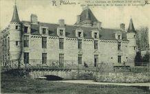Château de Craffault (XVIIe siècle) près Saint-Brieuc à M. le Comte J. de Largentaye  