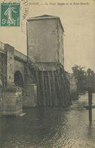 Le Vieux Moulin de la Reine-Blanche |