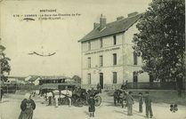 La Gare des Chemins de Fer d'intérêt Local |