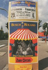 Circus Bush-Berlin | Kervinio Yvon