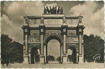 Arc de triomphe du Carrousel |
