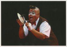 1er Festival del Circo de Albacete - 2008 | Kervinio Yvon