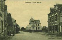 La Rue Saint-Yves  