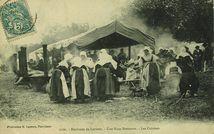 Environs de Lorient - Une Noce bretonne - Les Cuisines |