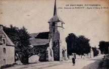 Eglise et bourg de Stival |