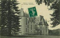 Château de Kéronic, par Pluvigner (Morbihan) |