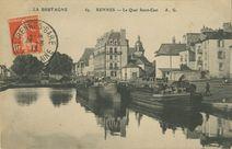 Le Quai Saint-Cast |