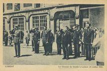 Le Général de Gaulle à Lorient (22 Juillet 1946)