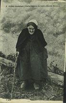 Coiffes Nantaises - Vieille Femme de Saint-Jean-de -Boiseau |
