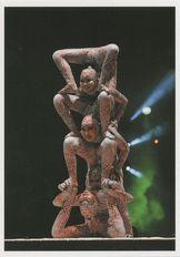 Erka, contorsionnistes mongoles | Kervinio Yvon