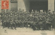 Institution de Saint-Malo - La Musique 1909-1910  