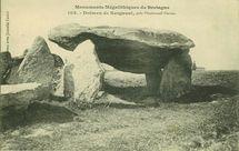 Dolmen de Kergavat, près Plouharnel-Carnac |